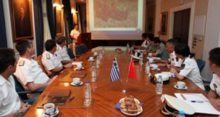 Κάτι νέο έρχεται: Δυναμώνει η στρατιωτική συνεργασία της Ελλάδος με τον «κινεζικό δράκο» που ετοιμάζει «πράγματα και θαύματα»