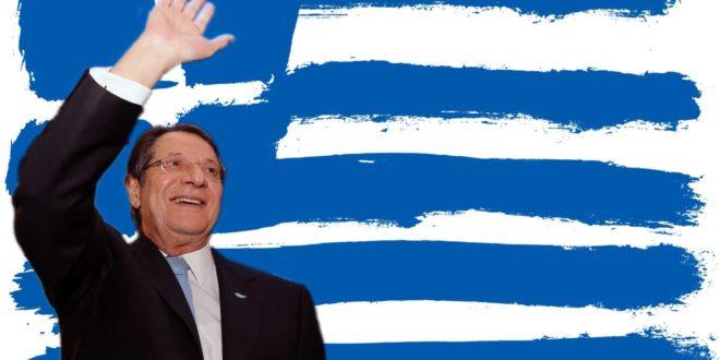 Όταν ο Πρόεδρος για πρώτη φορά ανακαλύπτει τις Τουρκικές θέσεις