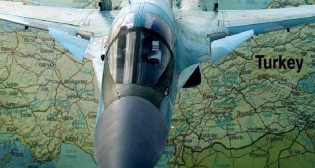 Ρωσικά αεροσκάφη πετάνε πάνω από τη Τουρκία – Αποκηρύσσει το ΝΑΤΟ η Αγκυρα – Πλημμυρίζει το Αιγαίο από ΕλληνοΝΑΤΟϊκή αρμάδα