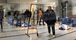 Εισβολή αντιεξουσιαστών με λοστούς στο Πανεπιστήμιο Μακεδονίας – Χτύπησαν φοιτητές