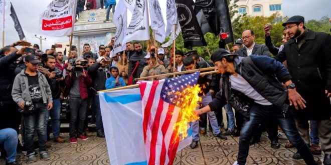 Μέση Ανατολή: Οι «απρόσμενες» συμμαχίες που αλλάζουν το status quo μετά την απόφαση ΗΠΑ για την Ιερουσαλήμ (βίντεο)